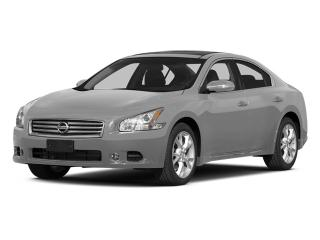 Used 2014 Nissan Maxima 3.5 SV CVT for sale in Mississauga, ON