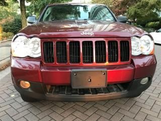 Used 2008 Jeep Grand Cherokee DIESEL, LOCAL, NO ACCIDENT, LEATHER, SUN ROOF for sale in Vancouver, BC
