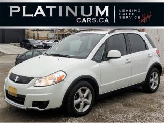 Used 2008 Suzuki SX4 AWD, AUTO, A/C, CRUI for sale in North York, ON