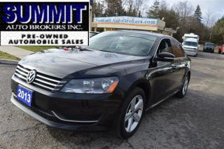 Used 2013 Volkswagen Passat NAVI,BLUETOOTH,CLEAN CARPROOF for sale in Richmond Hill, ON