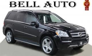 Used 2012 Mercedes-Benz GL-Class 350 BLUETEC AMG PKG ENTERTAINMENT NAVIGATION for sale in North York, ON