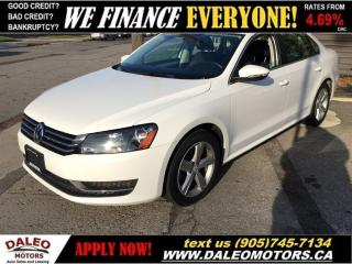Used 2012 Volkswagen Passat 2.5L Comfortline | NAV | LEATHER HEATED SEATS for sale in Hamilton, ON