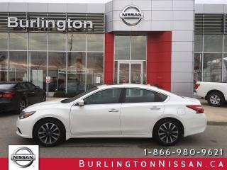 Used 2017 Nissan Altima 2.5 SL for sale in Burlington, ON
