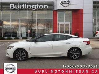Used 2017 Nissan Maxima Platinum for sale in Burlington, ON