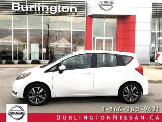 Used 2017 Nissan Versa Note SL for sale in Burlington, ON