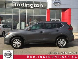 Used 2017 Nissan Rogue S, AWD, ACCIDENT FREE ! for sale in Burlington, ON