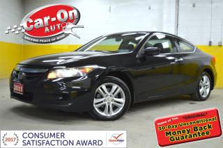 Used 2011 Honda Accord EX-L LEATHER SUNROOF AUTO for sale in Ottawa, ON