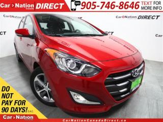 Used 2016 Hyundai Elantra GT Limited| PANO ROOF| NAVI| BACK UP CAMERA| for sale in Burlington, ON