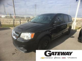 Used 2015 Dodge Grand Caravan Canada Value Package|Two Sets Of Tiers|Very Clean| for sale in Brampton, ON