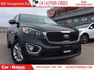 Used 2018 Kia Sorento LX TURBO AWD | $189 BI-WEEKLY | MULTIPLE COLOURS | for sale in Georgetown, ON