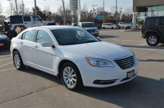 Used 2012 Chrysler 200 Touring - Remote Start, Pwr Seat, Bluetooth for sale in London, ON