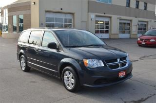 Used 2013 Dodge Grand Caravan SXT - keyless, roof rack, cruise, dark tint for sale in London, ON