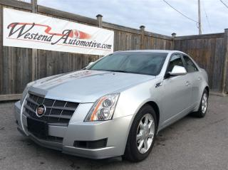 Used 2009 Cadillac CTS 3.6L for sale in Stittsville, ON