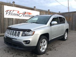 Used 2014 Jeep Compass North SUNROOF  4X4 for sale in Stittsville, ON