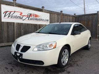 Used 2008 Pontiac G6 SE for sale in Stittsville, ON