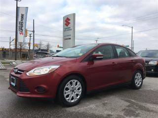 Used 2014 Ford Focus SE ~Low Km's ~Heated Seats ~Fuel Efficient for sale in Barrie, ON
