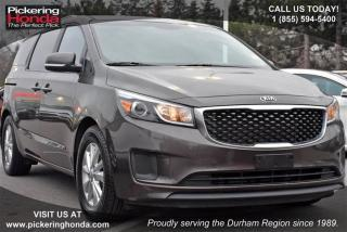 Used 2017 Kia Sedona LX for sale in Pickering, ON