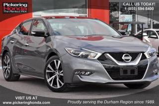 Used 2017 Nissan Maxima S CVT for sale in Pickering, ON