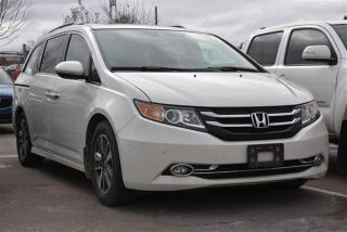 Used 2015 Honda Odyssey Touring for sale in Pickering, ON