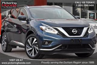 Used 2016 Nissan Murano SL AWD CVT for sale in Pickering, ON