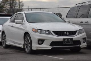 Used 2014 Honda Accord Coupe L4 EX CVT for sale in Pickering, ON