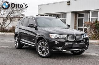 Used 2017 BMW X3 xDrive28i for sale in Ottawa, ON