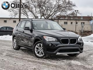 Used 2013 BMW X1 xDrive28i for sale in Ottawa, ON