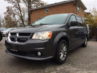Used 2015 Dodge Grand Caravan 30TH ANNIVERSARY**LEATHER**REAR PWR WINDOWS** for sale in Mississauga, ON