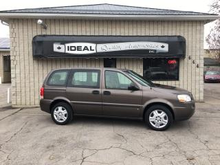 Used 2007 Chevrolet Uplander LS for sale in Mount Brydges, ON