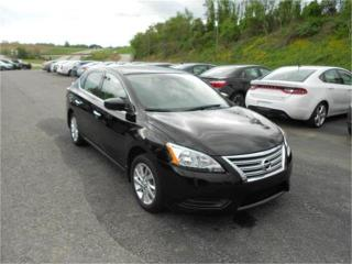 Used 2015 Nissan Sentra SV-AUTO-BACK UP CAMERA-ONLY 61KM for sale in York, ON
