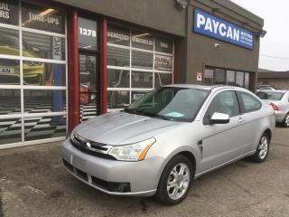 Used 2008 Ford Focus SES for sale in Kitchener, ON