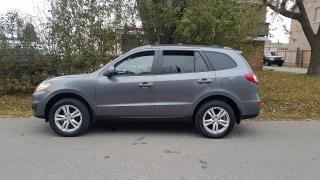Used 2010 Hyundai Santa Fe GL w/Sport AWD,ONLY 88K KM,P.Sunroof,Bluetooth for sale in Scarborough, ON