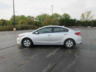 Used 2017 Kia FORTE LX+ FWD for sale in Cayuga, ON