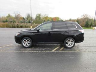 Used 2014 Mitsubishi OUTLANDER GT AWD for sale in Cayuga, ON