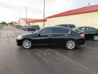 Used 2014 Honda ACCORD TOURING FWD for sale in Cayuga, ON