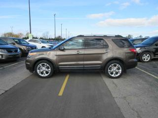 Used 2015 Ford EXPLORER LIMITED 4WD for sale in Cayuga, ON