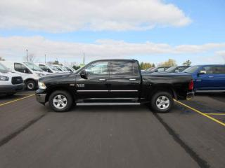 Used 2013 RAM 1500 SLT Crew 4X4 for sale in Cayuga, ON