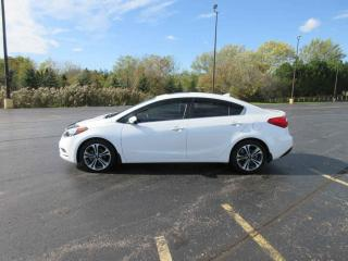 Used 2016 Kia FORTE SX FWD for sale in Cayuga, ON