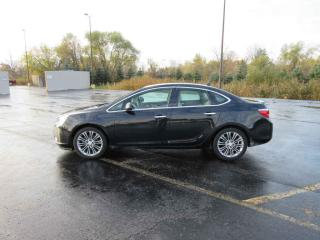 Used 2014 Buick VERANO TURBO PREMIUM FWD for sale in Cayuga, ON