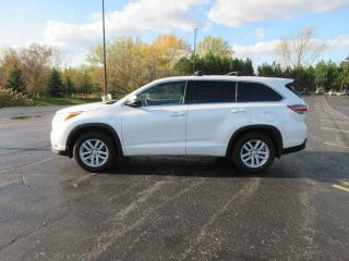 Used 2015 Toyota Highlander LE AWD for sale in Cayuga, ON