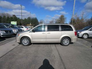 Used 2015 Dodge Grand Caravan SXT FWD for sale in Cayuga, ON