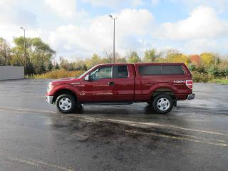 Used 2014 Ford F-150 XLT EXT 4X4 for sale in Cayuga, ON