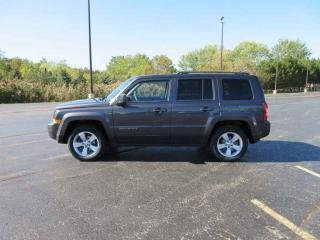 Used 2014 Jeep PATRIOT NORTH EDITION  FWD for sale in Cayuga, ON
