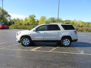 Used 2016 GMC ACADIA SLE 2 AWD for sale in Cayuga, ON