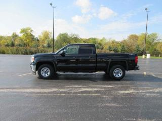 Used 2015 GMC SIERRA 1500 DOUBLE CAB 4X4 for sale in Cayuga, ON