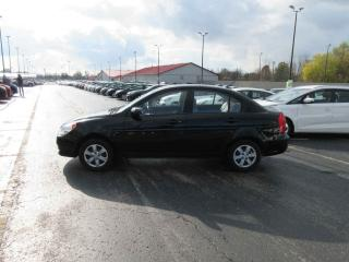 Used 2010 Hyundai ACCENT GLS FWD for sale in Cayuga, ON
