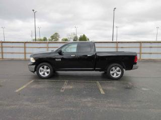 Used 2014 RAM 1500 SLT QUAD 4X4 for sale in Cayuga, ON