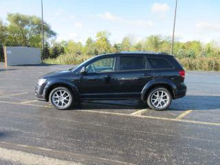 Used 2011 Dodge Journey Crew FWD for sale in Cayuga, ON