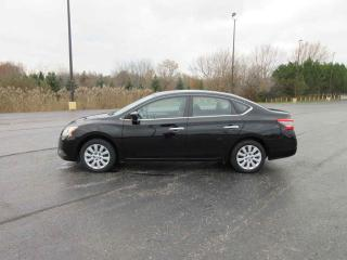Used 2013 Nissan Sentra FWD for sale in Cayuga, ON