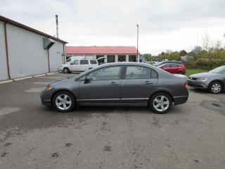 Used 2009 Honda CIVIC SPORT FWD for sale in Cayuga, ON